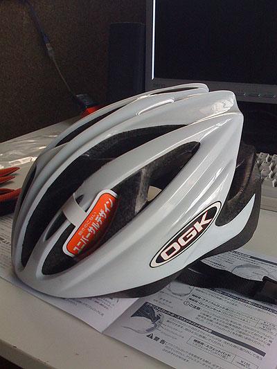 自転車用ヘルメット OGKのENTRA
