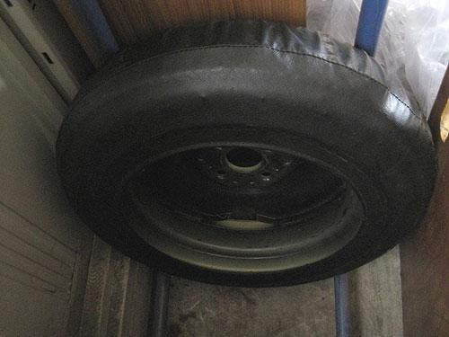 ロードスター(NA6CE)のテンパータイヤ