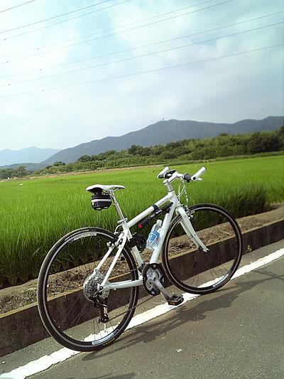 つくばサイクリング