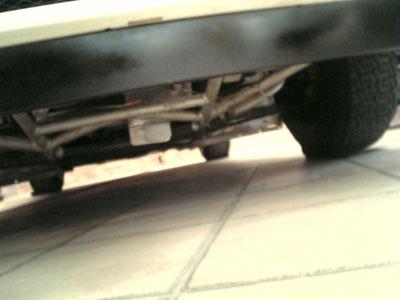 トヨタミドシップヒストリー展 トヨタ222D 下側