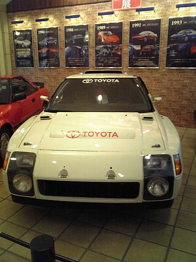 トヨタミドシップヒストリー展 トヨタ222D