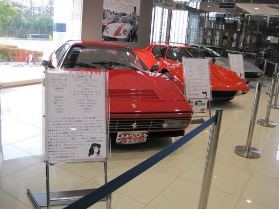 フェラーリ328GTBとランチア・ストラトス