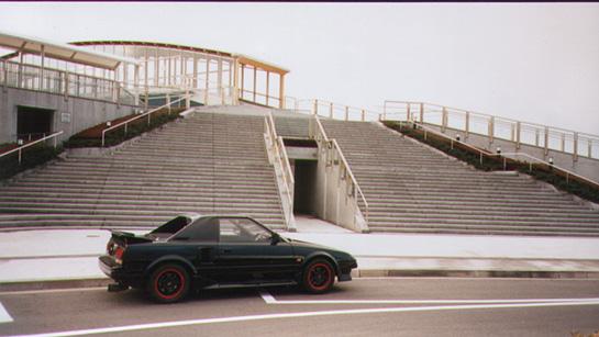 トヨタMR2 AW11