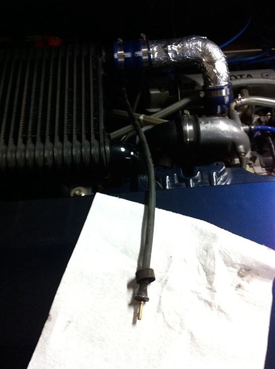 MR2AW11のスピードメーターケーブル