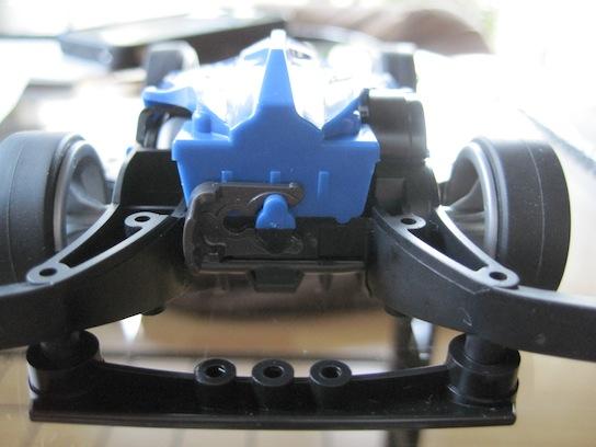 ミニ四駆 クイックボディキャッチセット タイプ3