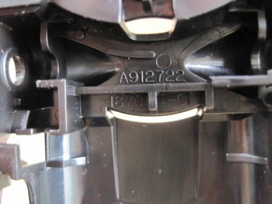 エアロサンダーショット付属のARシャーシ型番は01番